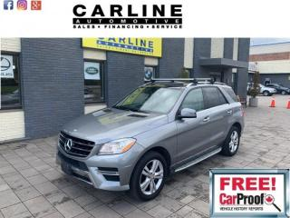 Used 2013 Mercedes-Benz ML-Class 4MATIC 4dr ML350 BlueTEC for sale in Nobleton, ON