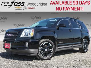 Used 2017 GMC Terrain SLT, NAV, SUNROOF, LEATHER, PIONEER for sale in Woodbridge, ON