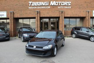Used 2016 Volkswagen Golf NO ACCIDENTS I REAR CAM I HEATED SEATS I KEYLESS ENTRY for sale in Mississauga, ON