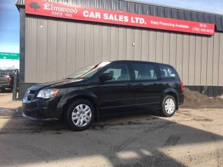 Used 2017 Dodge Grand Caravan CVP for sale in Edmonton, AB