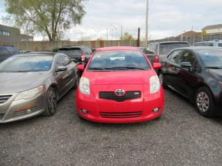 Used 2007 Toyota Yaris 5dr HB Manual LE for sale in Toronto, ON