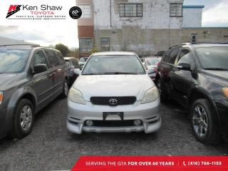 Used 2003 Toyota Matrix 5dr Wgn XRS Auto for sale in Toronto, ON