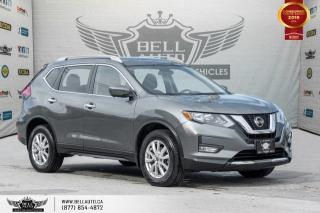 Used 2018 Nissan Rogue SV, AWD, NAVI, 360 CAM, BLINDSPOT, PANO ROOF, SENSORS for sale in Toronto, ON