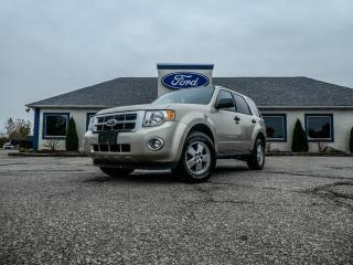 Used 2012 Ford Escape XLT- low km for sale in Essex, ON