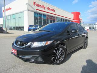 Used 2013 Honda Civic EX   REVERSE CAN   HEATED SEATS   for sale in Brampton, ON