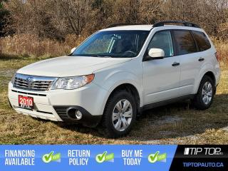 Used 2010 Subaru Forester 2.5 X ** AWD, Heated Seats, 1 Owner ** for sale in Bowmanville, ON