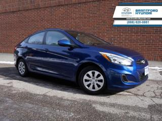 Used 2015 Hyundai Accent GL  - Bluetooth -  Heated Seats - $78 B/W for sale in Brantford, ON