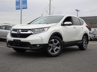 Used 2017 Honda CR-V EX-L for sale in Richmond, BC