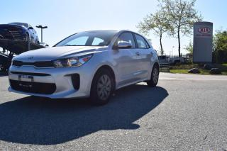 New 2020 Kia Rio5 LX+ for sale in Coquitlam, BC