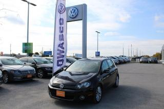 Used 2013 Volkswagen Golf Wolfsburg Edition 2.0 TDI (M6) for sale in Whitby, ON