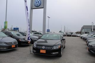 Used 2012 Volkswagen Passat 2.0 TDI Comfortline for sale in Whitby, ON