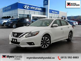 Used 2016 Nissan Altima 2.5 SL Tech  - $119 B/W - Low Mileage for sale in Kanata, ON