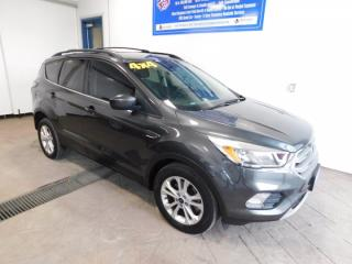 Used 2017 Ford Escape SE for sale in Listowel, ON