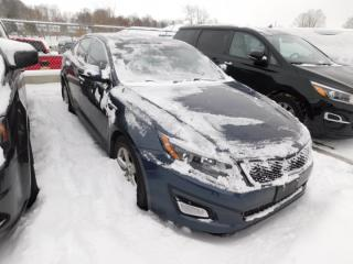 Used 2014 Kia Optima LX for sale in Listowel, ON