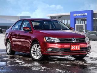 Used 2015 Volkswagen Jetta HIGHLINE for sale in Markham, ON