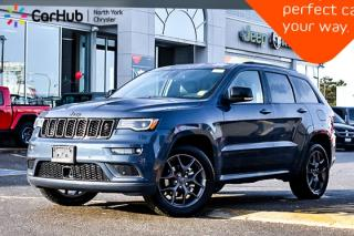 New 2020 Jeep Grand Cherokee Limited X|PanoSunroof|WiFi|Nav|SiriusXM|Bluetooth|RemoteStart for sale in Thornhill, ON