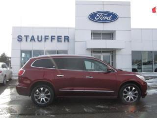Used 2017 Buick Enclave Premium for sale in Tillsonburg, ON