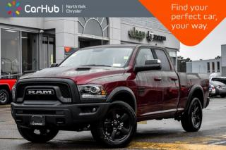 New 2019 RAM 1500 Classic Warlock BackupCam Bluetooth SiriusXM 4WD ParkAssist DualClimate for sale in Thornhill, ON