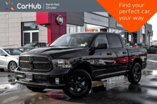 New 2019 RAM 1500 Classic ST Night.Edition RamBox Wheel&Sound.Group Backup_Cam Sat.Radio  for sale in Thornhill, ON