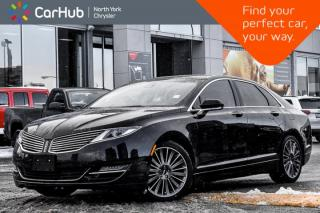 Used 2016 Lincoln MKZ |Pano_Sunroof|Adapt.Cruise|Heat.Seats|Navi|Sat.Radio|19