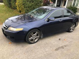 Used 2007 Acura TSX for sale in Scarborough, ON