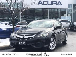 Used 2016 Acura ILX Premium 8DCT, Blind Spot Info, Backup Cam for sale in Markham, ON