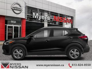 New 2019 Nissan Kicks SV FWD  -  Alloy Wheels -  Fog Lights - $160 B/W for sale in Orleans, ON