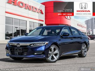 New 2020 Honda Accord Touring 1.5T TOURING for sale in Cambridge, ON