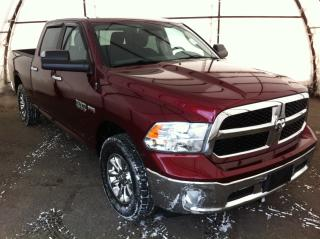 Used 2016 RAM 1500 SLT REVERSE CAMERA, SPRAY IN BEDLINER, HEATED FRONT SEATS/STEERING WHEEL, POWER SEAT for sale in Ottawa, ON