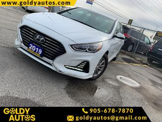 Used 2019 Hyundai Sonata 2.4L Essential for sale in Mississauga, ON