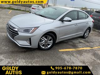 Used 2019 Hyundai Elantra PREFERRED AUTO for sale in Mississauga, ON