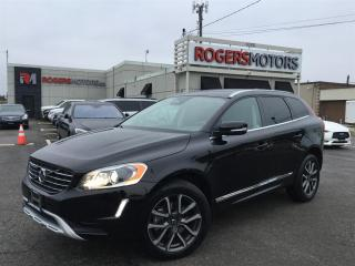 Used 2016 Volvo XC60 T5 AWD - NAVI - PANO ROOF - REVERSE CAM for sale in Oakville, ON