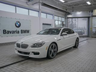 Used 2018 BMW 650i xDrive Gran Coupe for sale in Edmonton, AB