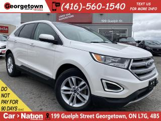 Used 2015 Ford Edge SEL | LEATHER | ROOF | PWR LIFTGATE | BLUTOOTH for sale in Georgetown, ON