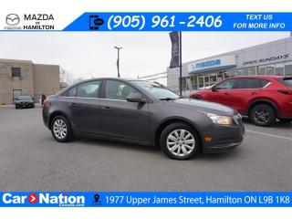 Used 2011 Chevrolet Cruze LT Turbo LT | AS-TRADED | A/C | CRUISE CONTROL for sale in Hamilton, ON