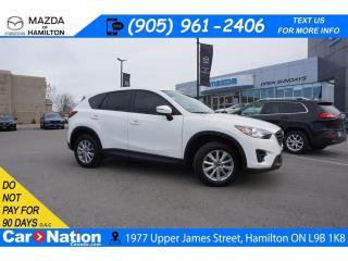 Used 2016 Mazda CX-5 GS | NAV | SUNROOF | REAR CAM | BLINDSPOT ASSIST for sale in Hamilton, ON