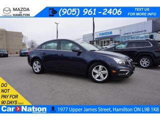 Used 2015 Chevrolet Cruze DIESEL | LEATHER | SUNROOF | NAV | XM RADIO for sale in Hamilton, ON