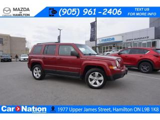 Used 2011 Jeep Patriot NORTH | AS-TRADED | ALLOYS | AUX | CRUISE CONTROL for sale in Hamilton, ON