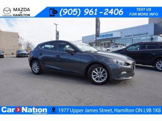 Used 2014 Mazda MAZDA3 GS | AS-TRADED | NAV | REAR CAM | HEATED SEATS for sale in Hamilton, ON