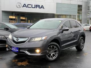 Used 2018 Acura RDX Elite ELITE | 1OWNER | NOACCIDENTS | TINT | BOUGHTHERE | for sale in Burlington, ON