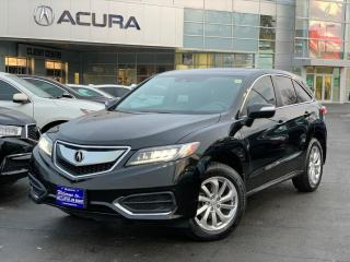 Used 2016 Acura RDX AWD | LEATHER | 1OWNER | NEWTIRES | TINT | for sale in Burlington, ON