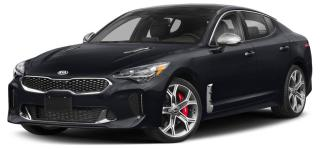 Used 2020 Kia Stinger GT Limited w/Red Interior for sale in North York, ON
