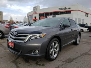 Used 2015 Toyota Venza Limited AWD | Leather for sale in Etobicoke, ON