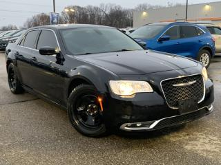 Used 2016 Chrysler 300 Touring YEAR END BLOW OUT - NO HAGGLE PRICING for sale in Midland, ON