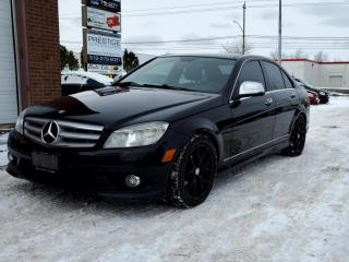 Used 2008 Mercedes-Benz C-Class 4dr Sdn 3.5L 4MATIC for sale in Kitchener, ON
