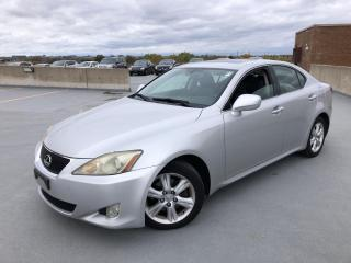 Used 2007 Lexus IS 250 AMAAZING DEAL for sale in Scarborough, ON
