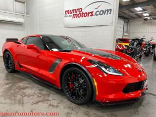 Used 2019 Chevrolet Corvette Z06  3LZ SOLD SOLD SOLDCarbon Fibre Exposed Roof HUD for sale in St. George Brant, ON