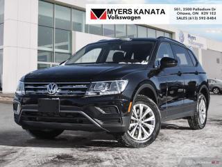 Used 2019 Volkswagen Tiguan Trendline 4MOTION  -  Bluetooth for sale in Kanata, ON