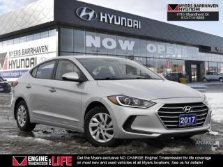 Used 2017 Hyundai Elantra LE  One owner lease return!!! for sale in Nepean, ON