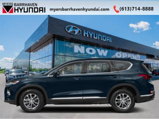 Used 2020 Hyundai Santa Fe 2.4L Essential FWD  - Heated Seats - $99.63 /Wk for sale in Nepean, ON